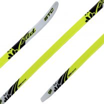 Active step skis, 140 cm