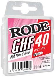 RODE HF Glider Red 0...-4°C, 40g