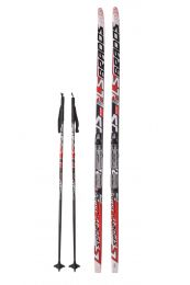 STC Ski Set Junior NNN Step