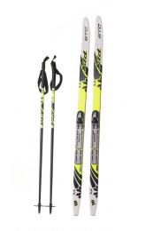 STC Ski Set Kids NNN Step