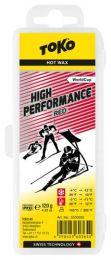 TOKO High Performance Hot Wax red -2°...-11°C, 120g