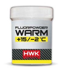 HWK Fluorpowder Warm +15...-2°C, 20g