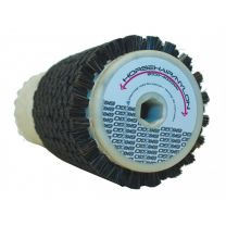 Ski-Go Horsehair/Nylon combi Roto brush, 185 mm
