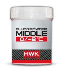 HWK Fluorpowder Middle 0...-8°C, 20g