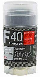 Solda F40 CARBON Stick Red 0...-13°C, 35g
