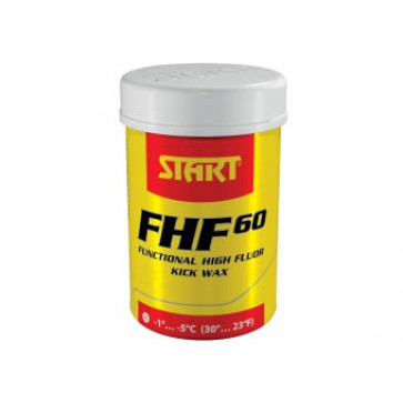 Start FHF60 Fluoro Grip wax Red -1...-5°C, 45g