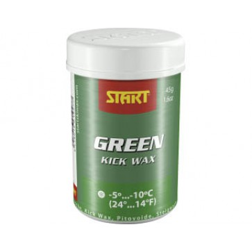 Start Synthetic Grip wax Green -5...-10°C, 45g