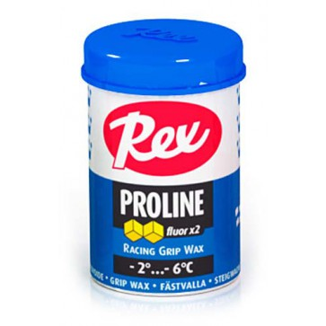 Rex 15 Grip wax Pro Line Blue -2...-6°C, 45g