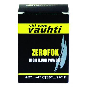 Vauhti Zerofox Powder +2°...-4°C, 30g