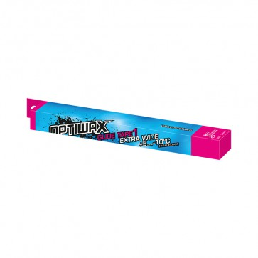 Optiwax HF Glide Tape 1 Extra Wide, width 320mm, length 3,2m, +5...-10°C