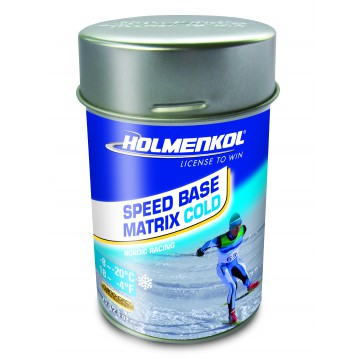 Holmenkol SpeedBase Matrix COLD, 75g