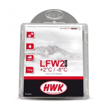 HWK LFW2 Nero Glider +2...-8°C, 180g