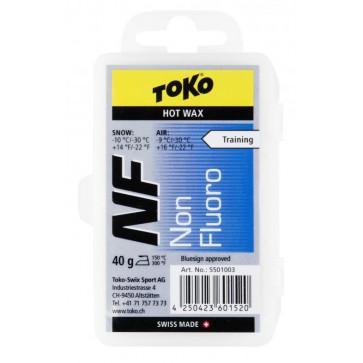 TOKO NF Hot Wax Blue -10°...-30°C, 40g