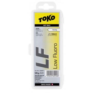TOKO LF Hot Wax Yellow 0°...-6°C, 120g