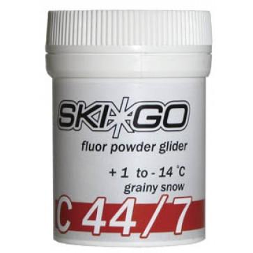 Ski-Go C44/7 Powder Red +1...-14°C, 30g