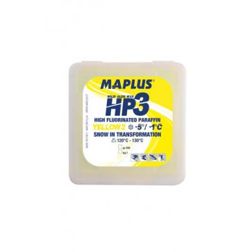 Briko-Maplus HP3 HF Glider Yellow-2, -1...-5°C, 1000g