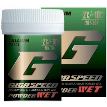 Gallium Giga Speed Powder WET +10°...-2°C, 30g