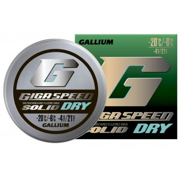 Gallium Giga Speed Solid DRY -6°...-20°C, 10g