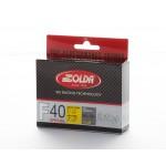 Solda F40 SPECIAL Extra Fluor Glider Yellow  +5...-4°C, 60g