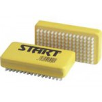 Start Hard nylon flat brush
