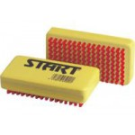 Start Soft nylon powder finishing flat brush
