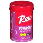 Rex 41 PowerGrip Fluoro wax Purple +3...-5°C, 45g