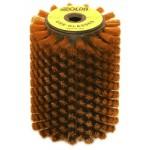 Solda Brass wire roto brush 120mm
