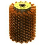 Solda Brass wire roto brush 100mm