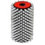 Solda Soft nylon roto brush 120mm