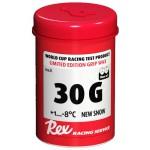 Rex 30G Racing Service Fluoro Grip wax +1...-8°C, 45g