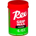 Rex 105 Grip wax Light Green -8...-15°C, 45g