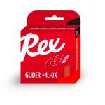 Rex 426 Glider Red +4°...0°C, 86g