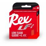 Rex 455 LF Glider Red +4°...0°C, 86g