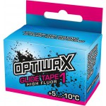 Optiwax HF Glide Tape 1, width 60mm, length 7,5m, +5...-10°C