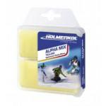 Holmenkol Glider Alphamix Yellow 0...-4°C, 2x35g