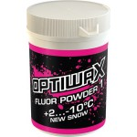 Optiwax  FluorPowder 1 +2...-10°C, 25g