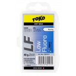 TOKO LF Hot Wax Blue -10°...-30°C, 40g
