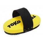 TOKO Horsehair oval brush