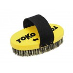 TOKO Steel Wire oval brush