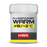 HWK Fluorpowder Warm +15...-2°C, 20g
