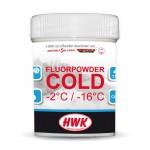 HWK Fluorpowder Cold 2010 -2...-16°C, 30g