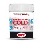 HWK Fluorpowder Cold 2010 Silver -2...-16°C, 30g