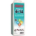 SWIX F4-180 Glide Wax Solid, 180 g