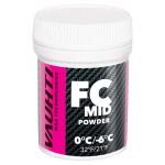 Vauhti FC Powder MID 0°...-6°C, 30g