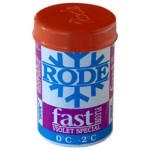 RODE Fluoro Grip wax Violet Special 0°...-2°C, 50g