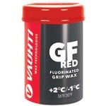 Vauhti GF Red Fluoro Grip wax +2°...-1°C, 45g