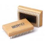 Briko-Maplus Soft brass flat brush