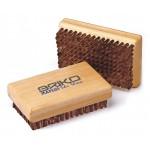 Briko-Maplus Hard brass flat brush
