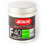Solda F40 CARBON Powder Green -7...-24°C, 30g