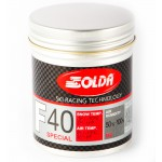 Solda F40 SPECIAL Powder Red 0...-13°C, 30g
